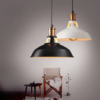 suspension design vintage industriel